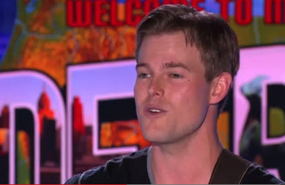 American Idol Bryan Watt Audition - Source: FOX