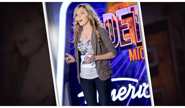 Anna Kaelin American Idol 2014 Auditions Detroit