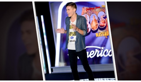 Austin Percario The X Factor 2011American Idol 2012Season 13 AuditionFacebookTwitterInstagramVine