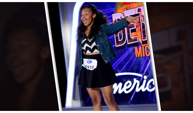 Ayla Stackhouse American Idol 2014 Auditions Detroit