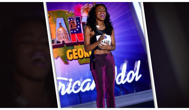 Brian Anai Johnson American Idol 2014 Audition Atlanta