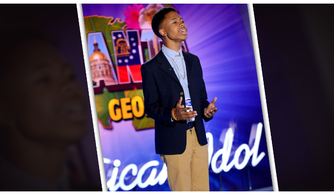 Broderic Simpson American Idol 2014 Audition Atlanta