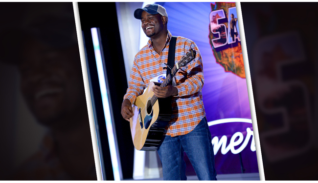 C. J. Harris American Idol 2014 Audition