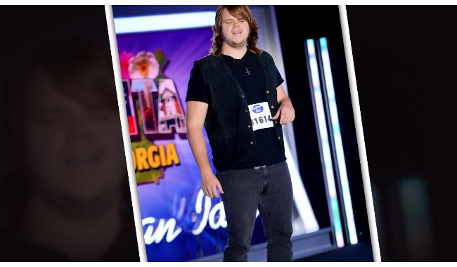 Caleb Johnson American Idol 2014 Audition Atlanta