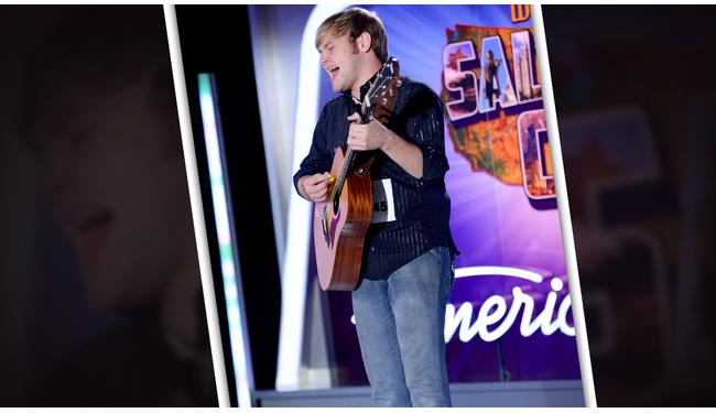 Casey Thrasher American Idol 2014 Audition