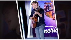 Casey Thrasher American Idol 2014 Audition - Source: FOX