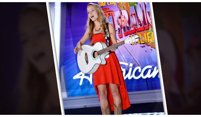 Caylie Gregorio American Idol 2014 Audition San Francisco