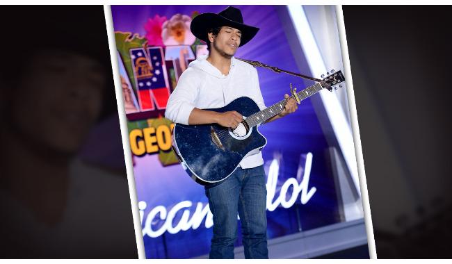 Chris Medina American Idol 2014 Audition Atlanta