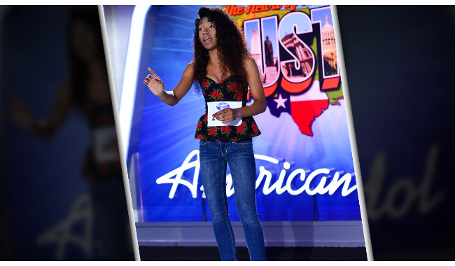 Christina Collins American Idol 2014 Audition Austin