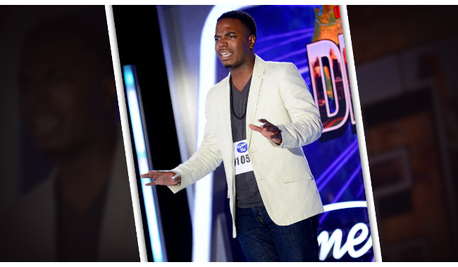 Desmond Scaife Jr. American Idol 2014 Auditions Detroit