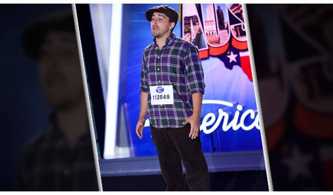 Devin Robertson American Idol 2014 Audition Austin