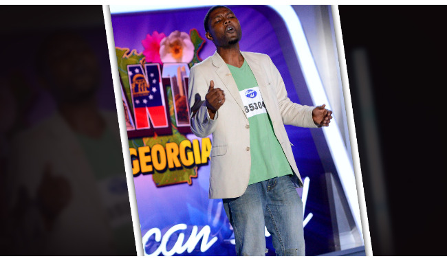 Donald Reed American Idol 2014 Audition Atlanta