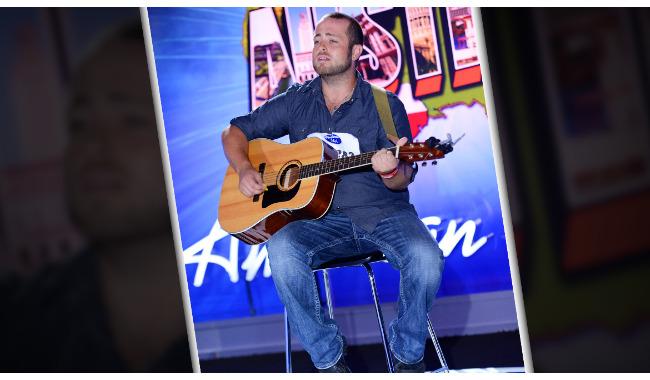 Eric Wood American Idol 2014 Audition Austin