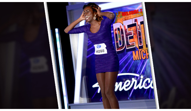 Hope Cranford American Idol 2014 Auditions Detroit