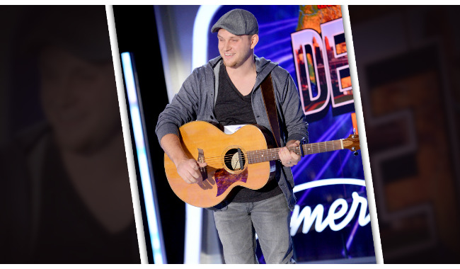 Jared White American Idol 2014 Auditions Detroit