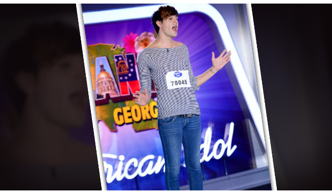 Jeffrey Jones American Idol 2014 Audition Atlanta