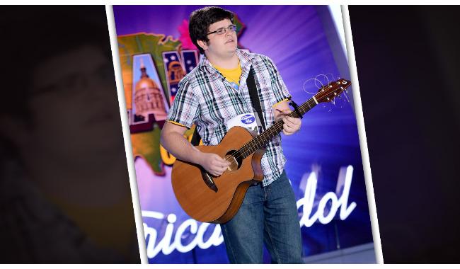 Jesse Cline American Idol 2014 Audition Atlanta