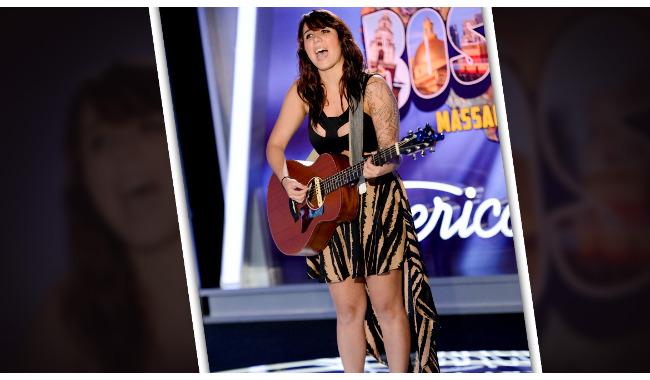 Jillian Jensen American Idol 2014 Audition Boston