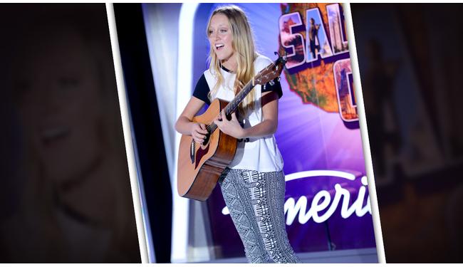 Jocelyn Baker American Idol 2014 Audition