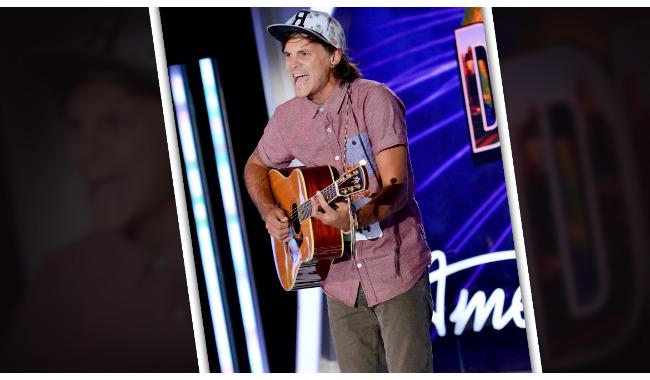 John Martin Davis American Idol 2014 Auditions Detroit