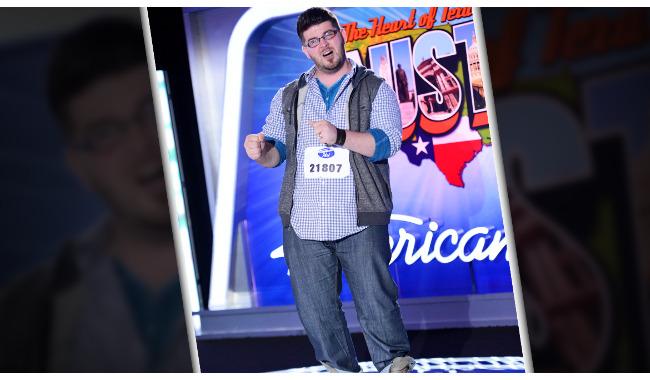 Jordan Grizzard American Idol 2014 Audition Austin