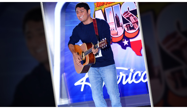 Justin Fira American Idol 2014 Audition Austin