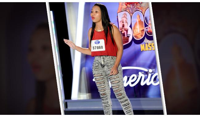 Kawana Shaw American Idol 2014 Audition Boston