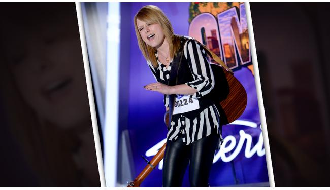 Kayla Tingle American Idol 2014 Audition