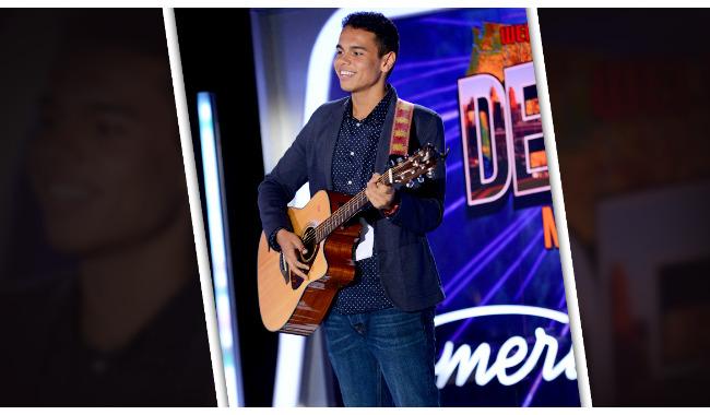 Luis Ruiz  American Idol 2014 Auditions Detroit