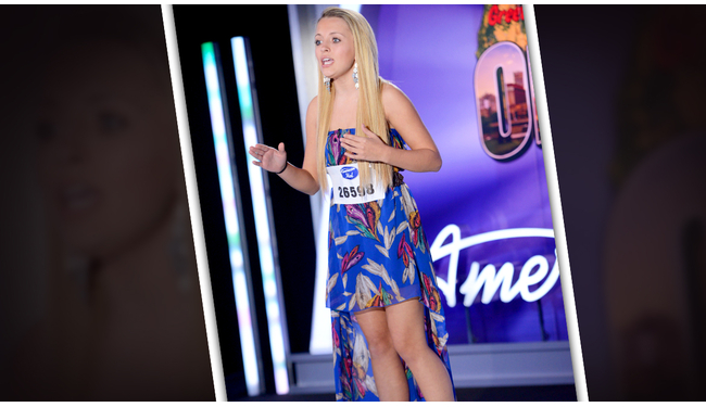 Madisen Walker American Idol 2014 Audition