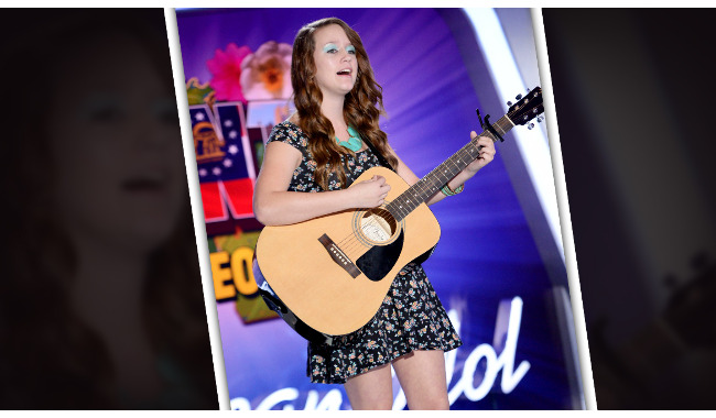 Madison Merna American Idol 2014 Audition Atlanta