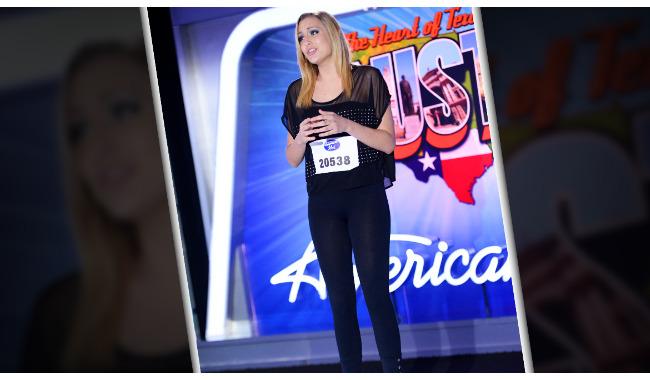 McKenna Dennis American Idol 2014 Audition Austin