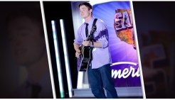 Michael Simeon American Idol 2014 Audition - Source: FOX