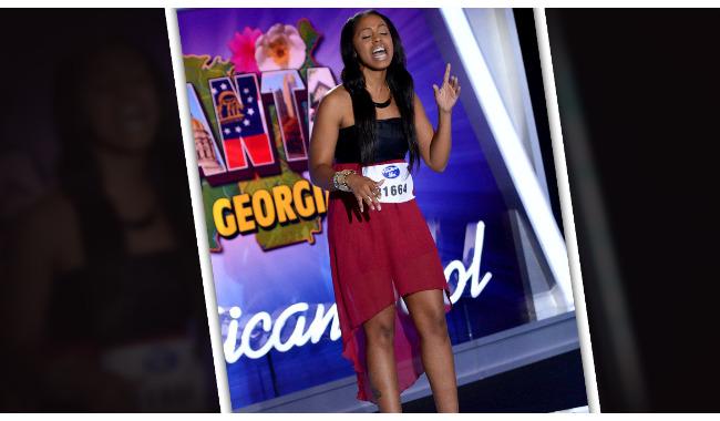 Nica Nashae American Idol 2014 Audition Atlanta