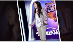 Paisley Van Patten American Idol 2014 Audition - Source: FOX