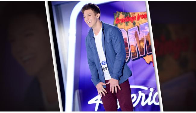 Quaid Edwards American Idol 2014 Audition