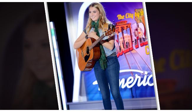 Rachel Rolleri American Idol 2014 Audition San Francisco