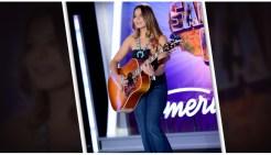 Sabrina Lentini American Idol 2014 Audition - Source: FOX