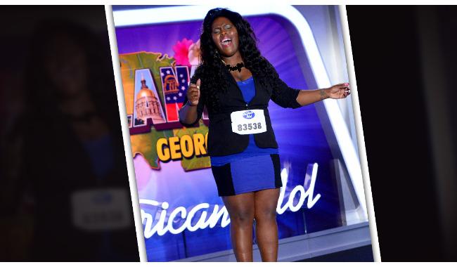 Sandie Lee American Idol 2014 Audition Atlanta