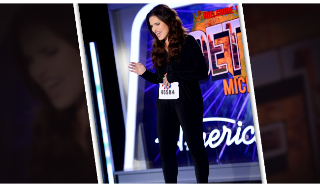 Sarah Scherb American Idol 2014 Auditions Detroit