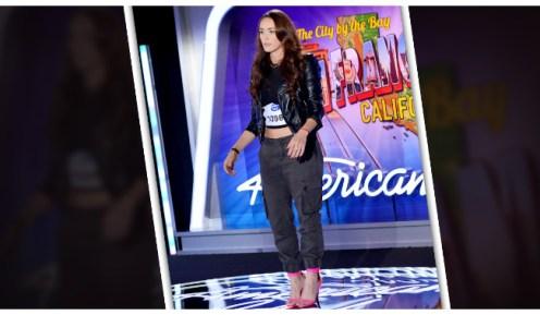 Selena MorenoSeason 13 AuditionRoad to Hollywood Facebook Twitter YouTube
