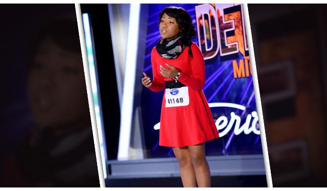 Sydney Arterbridge American Idol 2014 Auditions Detroit