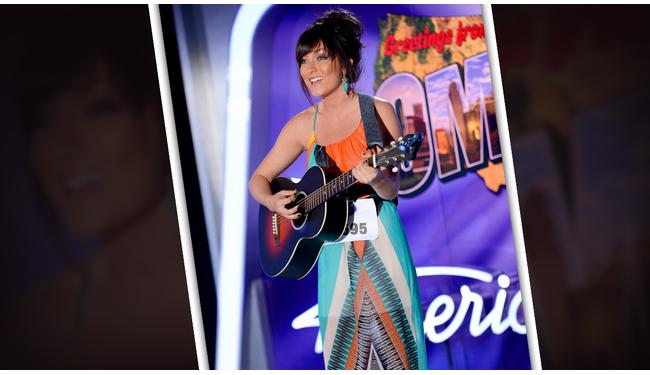 Tessa Kate American Idol 2014 Audition