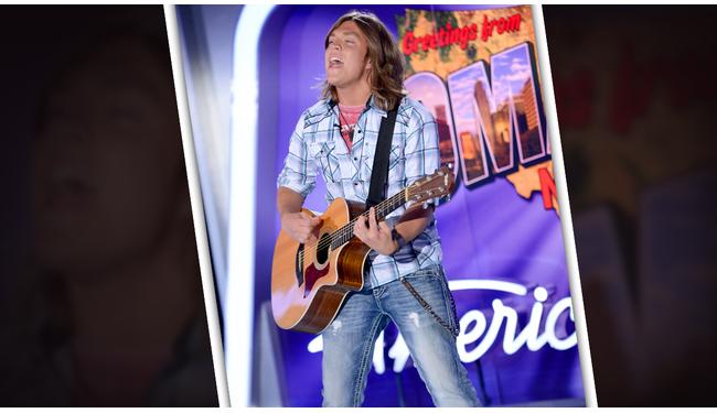 Tyler Ahlgren American Idol 2014 Audition