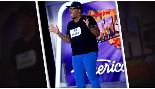 Tyler Marshall American Idol 2014 Audition - Source: FOX