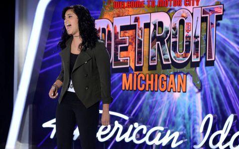 Jena Asciutto - American Idol 2014