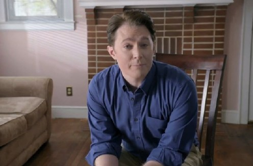 Clay Aiken congress