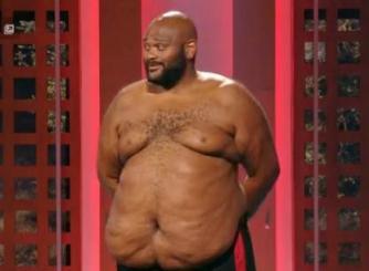 Ruben Studdard Before Weight Loss