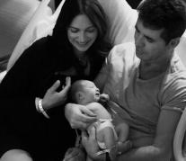 Simon Cowell Baby Eric 3