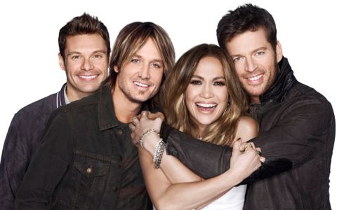 American Idol Judges Season 13
